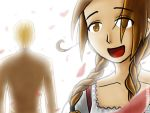 Hetalia APH : Fem! Italy by youngthong-art