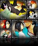 IchiRuki Collage by Misao-Lawliet