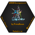 GUNDAM Reconguista in G Icon for Windows by PrimaRoxas