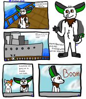 Fantastic Comic Page 1, Part 1 by gruffenblue