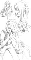 Deidara Sketch2 by Beliar2007