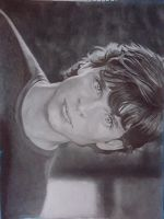 Tom Welling by lyllydrawing