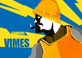 vimes by funkydpression