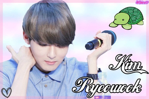 Super Junior Ryeowook Edit [PNG] 01 by xElaine