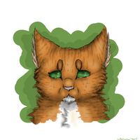 Warriors 001 Squirrelflight by xXAsheheartXx