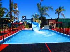 Semaphore Waterslide Complex by ryanthescooterguy