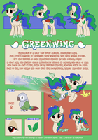 AT - Greenwing Reference by mr-tiaa