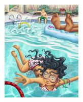 Summer Saturdays by Isynia-Artessa