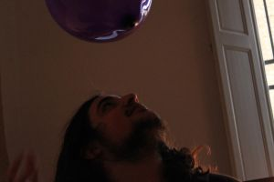 I love you balloon by CosmicHen