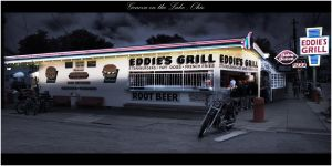 Eddies Grill by rsiphotography