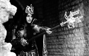 Wizard from Diablo III by Azure Cosplay by AzureBluevision