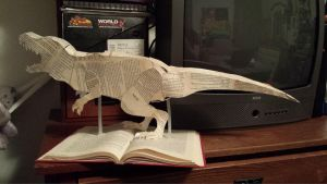 :T-Rex Book Project: by Vinabe