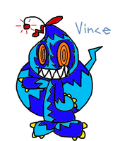 CE: Vince the Chao by Junka-speed