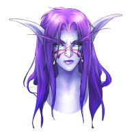 Nightelf by MissPendleton