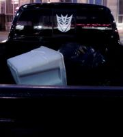 Another Decepticon Sighted by Philosoraptus