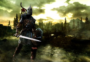 Stormcloak Soldier by LordHayabusa357