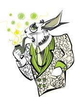 Almost there March Hare by remdesigns