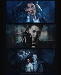 blue series. by deliverusfromevil13