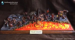Chaos Legion. Khorne Force by Brovatar