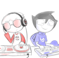 Jammin with Jesus by SnaxAttacks