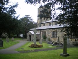 Church in Lake District by Tokio-Hotel-Mad
