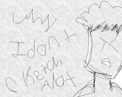 Why I dont sketch a lot by powdergirl101