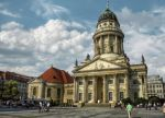 French Cathedral in Berlin by pingallery