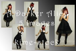 A Darker Alice 2 by kime-stock