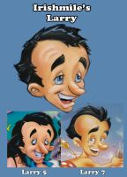 Leisure Suit Larry by Irishmile