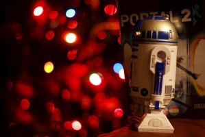 R2D2 Christmas by morgoth87