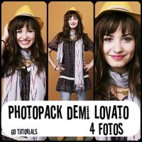 Photopack Demi Lovato O1 by MariiLu