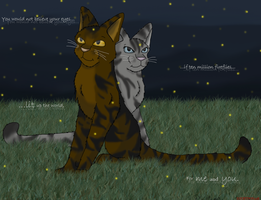 Fireflies by Luckydog33k