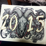 Chinese Zodiac by FatCatDesigns