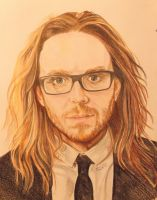 Tim Minchin by Anita-Sanderson