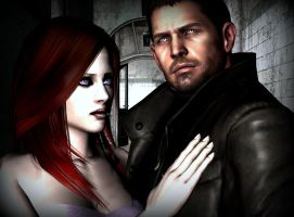 Jill and Chris [2] by MistressNasty