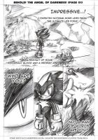 The Angel of Darkness Pg01 by darkspeeds
