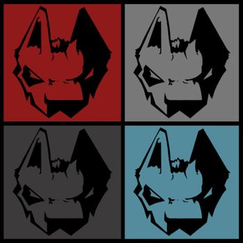 Simplistic Rage Icons by THE-R4GE
