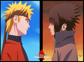 Naruto: Friendship by TheSaigo