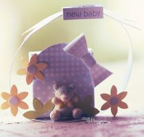 new baby gift by mayat-s