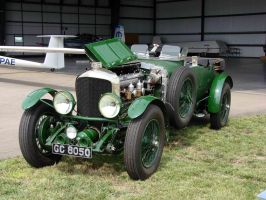 Old Bentley by asaph70