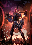 VI - League of Legends by TakeOFFFLy