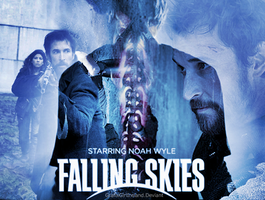 FallingSkies-TOM-NOAH WYLE by GrafixGirlIreland