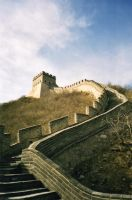 The Great Wall by fuschia-stock