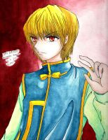Kurapika 6 by Joanther
