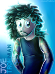 Fall Out Boy - Joe Trohman by NeppyNeptune