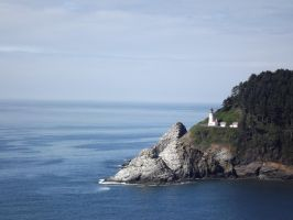 The Lighthouse by 145kristy145