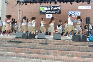 Puerto Rican/Latin Festival, Rockin Hip Hop 12 by Miss-Tbones