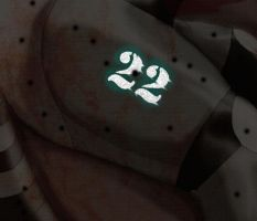 Number 22 by Zophrenia