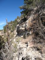 Walnut Canyon Trail by LyraAlluse