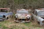 The Car Cemetery by vargie